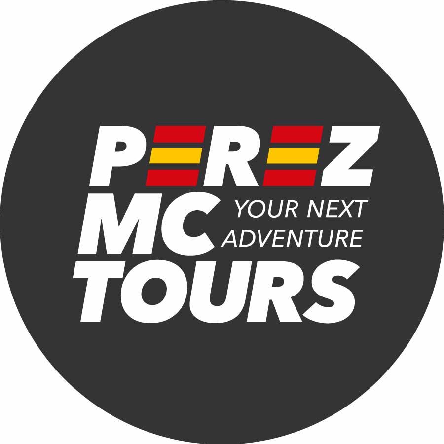 Perez MC Tours logo - ess Design